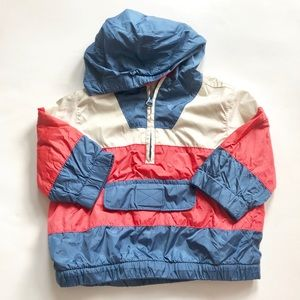 Baby Gap Striped Windbreaker